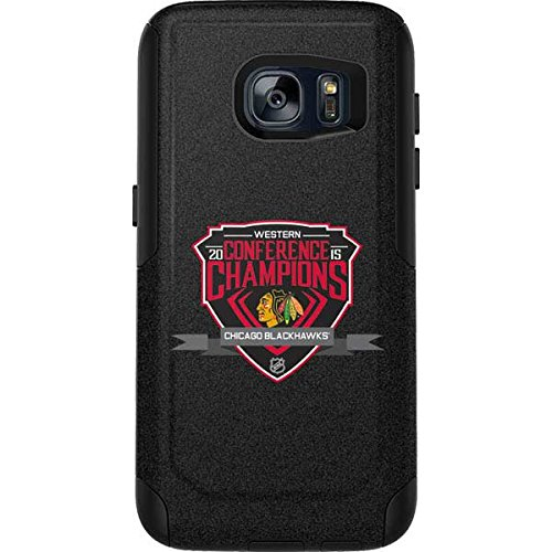 NHL Chicago Blackhawks OtterBox Commuter Galaxy S7 Skin - Western Conference Champions 2015 Chicago Blackhawks by Skinit