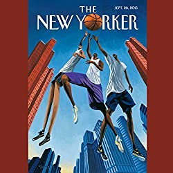 The New Yorker, September 28th 2015 (Patrick Radden Keefe, David Remnick, David Sedaris)