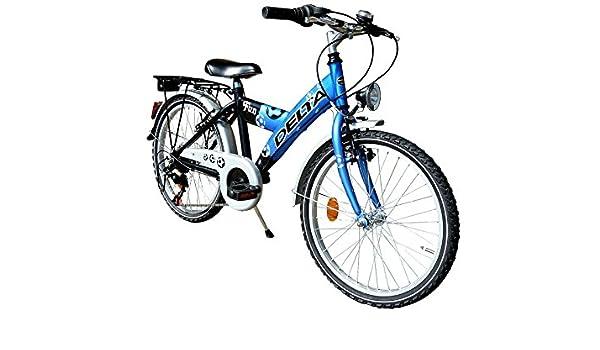 20 Pulgadas Bicicleta De 6 velocidades Shimano dinamo de bicicleta ...