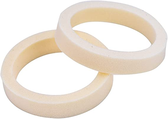 Prevent Dust Oil Sealed Foam Absorb Seal Bicycle Sponge Ring Front Fork Parts
