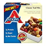 Kyпить Atkins Snacks, Classic Trail Mix, 6.7 Ounce, 5 Single Serve Packages на Amazon.com