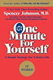 img - for One Minute for Yourself book / textbook / text book