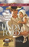 Front cover for the book The Cowboy's Unexpected Family by Linda Ford