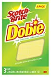 Scotch-Brite Dobie All-purpose Pads, 3-Pads/Pk, 8-Packs (24 Pads Total)