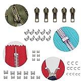 YaHoGa 143 Pieces Zipper Repair Kit Zipper