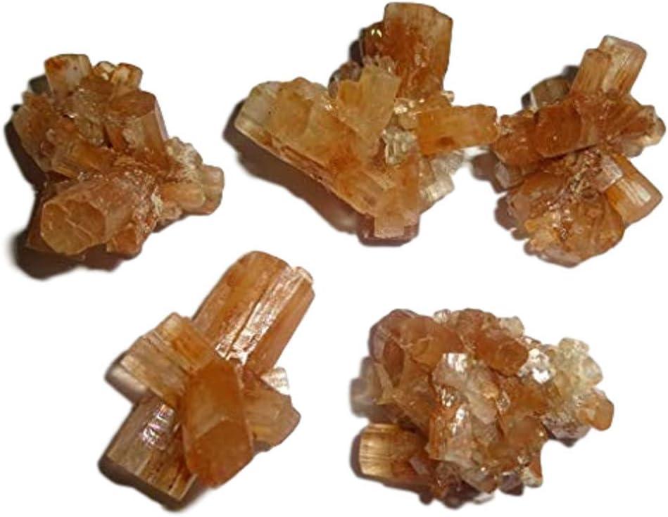 Starborn Aragonite Crystal Natural Collector specimen