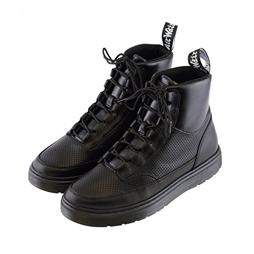 Dr.Martens Mens Kamar Leather Boots Black