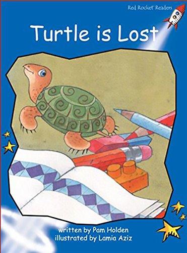 Turtle Is Lost (Red Rocket Readers) pdf epub
