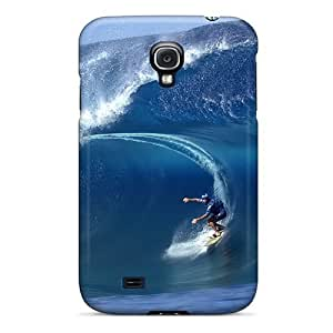 Perfect Surfing Case Cover Skin For Galaxy S4 Phone Case