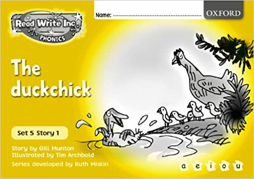 Book Read Write Inc. Phonics: Yellow Set 5 B/W Storybooks: School Pack of 100 Books