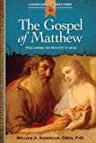 The Gospel of Matthew, William Angor Anderson, 0764821202