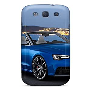 Tpu Fashionable Design Audi Rs5 Cabriolet Rugged Case Cover For Galaxy S3 New