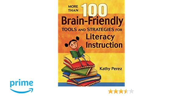 Amazon More Than 100 Brain Friendly Tools And Strategies For
