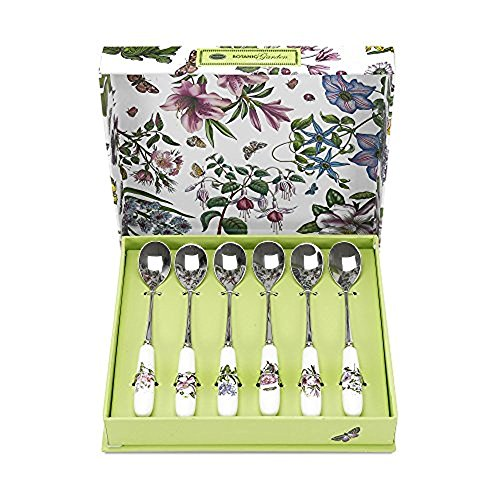 Portmeirion Botanic Garden Tea Spoons, Set of ()
