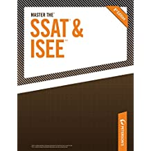 Master the SSAT/ISEE (Peterson's Master the SSAT & ISEE)