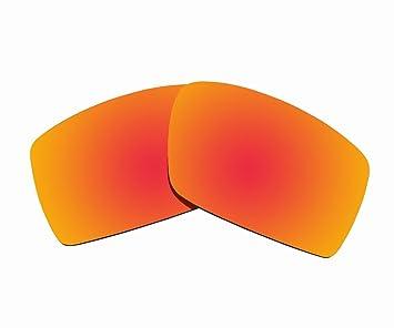 sunnyblue2 naranja polarizadas lentes de repuesto para Oakley Gascan gafas de sol: Amazon.es: Deportes y aire libre