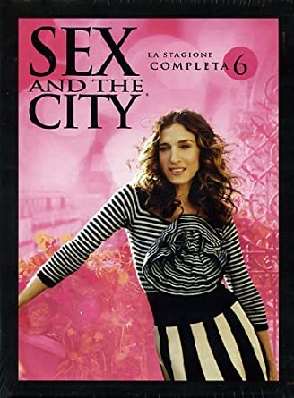 Sex and the city dvd uk