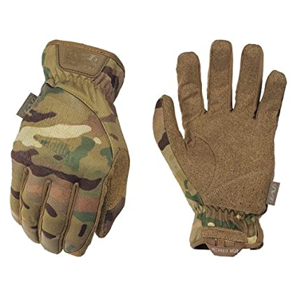 Large Multicolore Mechanix Wear FFTAB-78-010 Guanti Tattici Fastfit