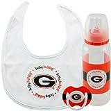 boys georgia bulldogs clothes - Baby Fanatic Gift Set,University of Georgia