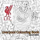 By Liverpool Fc The Official Liverpool Fc Sticker Colouring Book