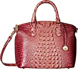 Brahmin Women's Melbourne Duxbury Satchel Lotus One Size