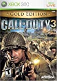 Call of Duty 3 Gold Edition -Xbox 360