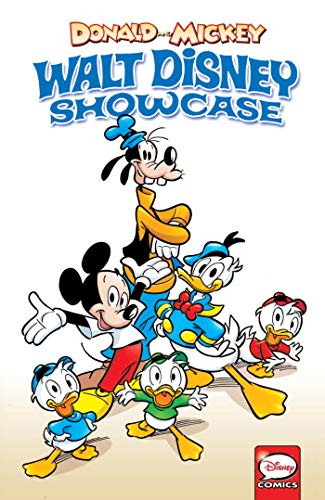 (Donald and Mickey: The Walt Disney Showcase Collection)