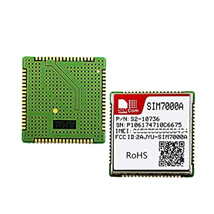 Amazon com: YONEIX Original SIMCOM SIM7000A-V eMTC CAT-M1 4G Module