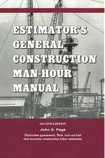 Estimator's Piping Man-Hour Manual (Estimator's Man-Hour