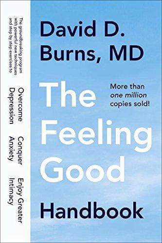 Feeling Good Handbook David Burns product image