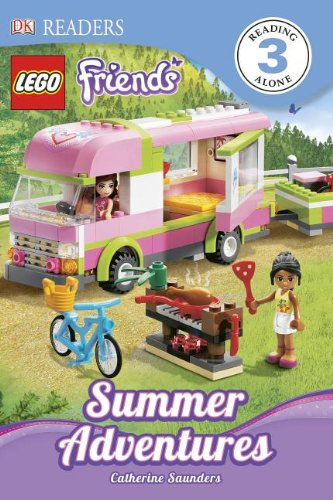 (DK Readers L3: LEGO® Friends: Summer)