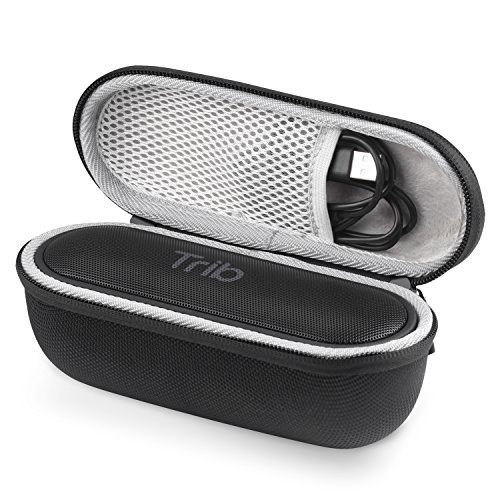 Tribit XSound Go Case, Mascarry Hard EVA Travel Carrying Case Protective Storage Bag Tribit XSound Go Portable Bluetooth Speaker