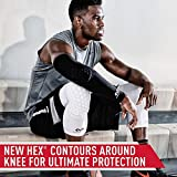 Knee Compression Sleeves: McDavid Hex Knee Pads