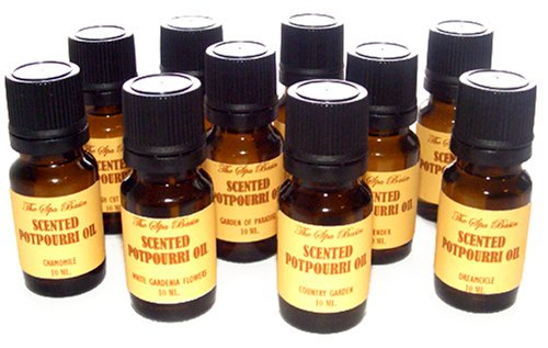 - Aroma Potpourri Oil/Use to replenish our Sachet Bags/Lavender Rose