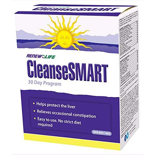 Renew Life Cleanse Smart Kit 30 Day Program