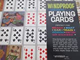 Vintage Game -- Kling WINDPROOF Magnetic Steel Playing Cards -- as shown