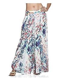 OndadeMar Waterfall Maxi Skirt