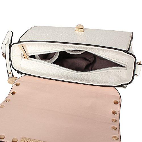 Mujer L Amy L Bolso Woman Bag Blanc Credi Credi Amy Blanc TZSBqH
