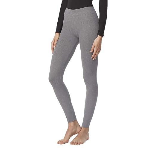 ce0a94271d5b1 32 DEGREES Womens Cozy Heat Baselayer Legging, Heather Grey, XSmall