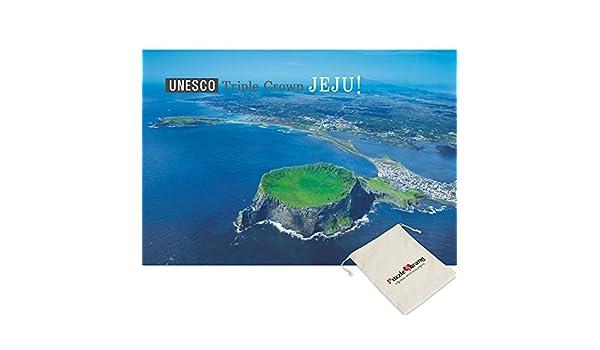JJPuzzle Isla de Jeju Seongsan Ilchulbong 02 Ver - 108 Mini Jigsaw Rompecabezas: Amazon.es: Juguetes y juegos