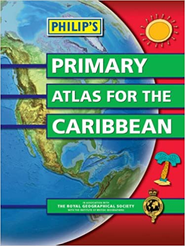 Book Philip's Primary Atlas for the Caribbean
