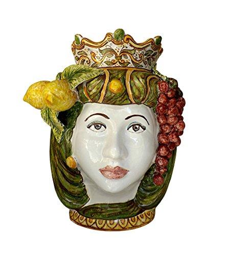Ghenos-Vaso-antropomorfo-testa-donna-in-ceramica-realizzato-a-mano