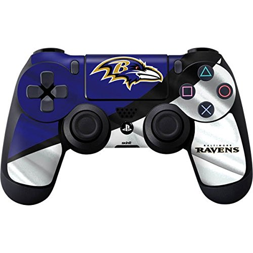 NFL - Baltimore Ravens - Baltimore Ravens - Skin for Sony PlayStation 4 / PS4 DualShock4 Controller
