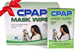 RespLabs Original CPAP Mask Travel Wipes in a 20 Pack — Individually Wrapped