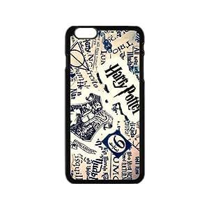 Art Hogwarts Marauder's Map Harry Potter Custom Case cover for iPhone6 4.7