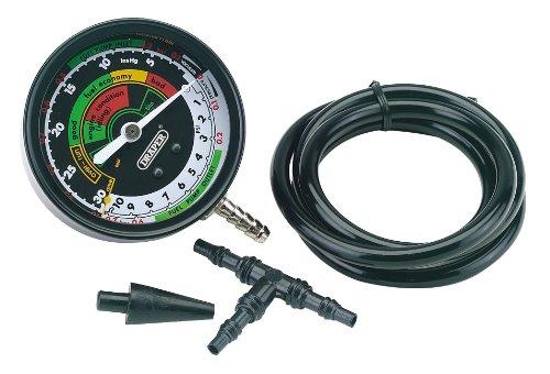 Draper 59075 - Comprobador de bombas de vacío y combustible Draper Tools Ltd.