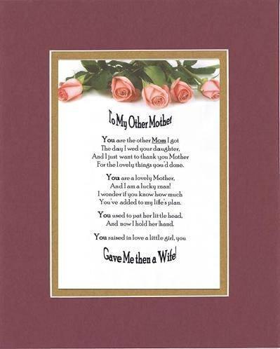 Amazon.com: [Poema para las madres] – A mi Otros Madre ...