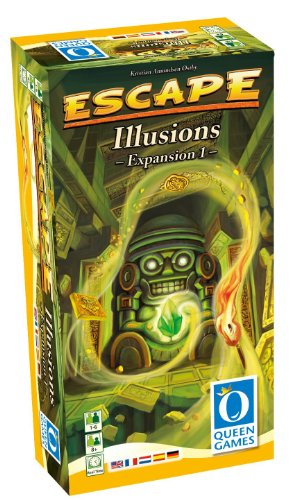 Queen Games Escape: Illusions Expansion ()