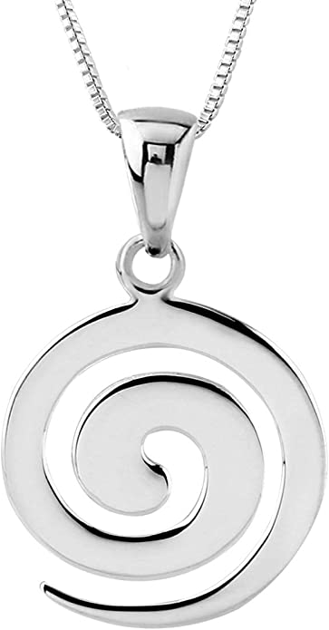 Jewel Tie 925 Sterling Silver FL State Pendant Bail Only
