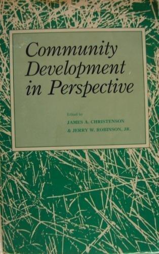Community Development in Perspective